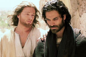 judas and peter