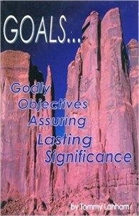 goals book cover